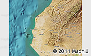Satellite Map of Talara