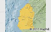 Savanna Style Map of Talara