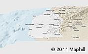 Classic Style Panoramic Map of Talara