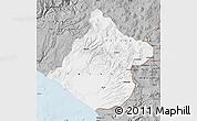 Gray Map of Tacna