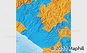Political Map of Tacna