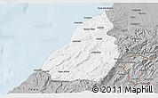 Gray 3D Map of Contralmirante V