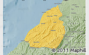 Savanna Style Map of Contralmirante V