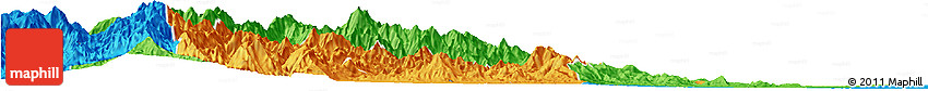 Political Horizon Map of Ifugao