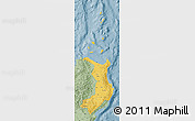 Savanna Style Map of Region 2