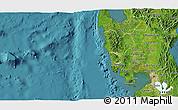 Satellite 3D Map of Region 3