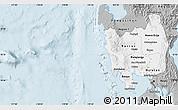 Gray Map of Region 3