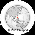 Outline Map of Region 3