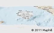 Classic Style Panoramic Map of Marinduque