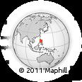 Outline Map of Camarines Norte