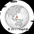 Outline Map of Iloilo