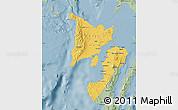 Savanna Style Map of Region 6