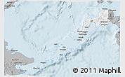 Gray 3D Map of Region 9