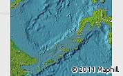 Satellite Map of Region 9