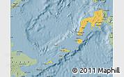 Savanna Style Map of Region 9