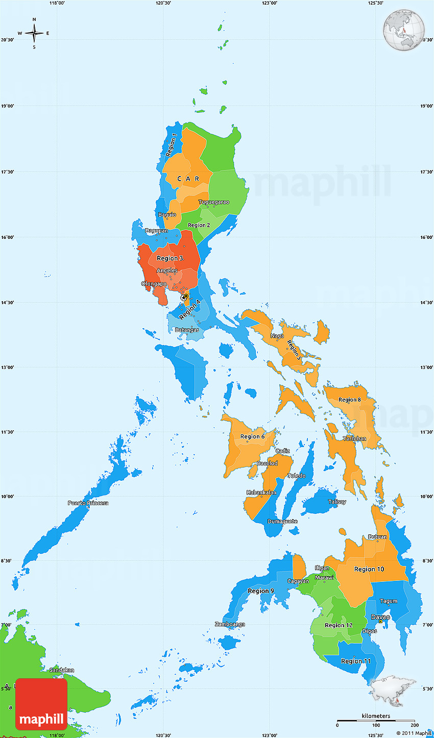 provinces of the philippines and international The philippines has 80 provinces categorized into 17 regions other international schools in the philippines are also found and usually operated by british.