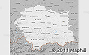 Gray Map of Malopolske