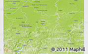 Physical 3D Map of Tarnow I