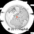 Outline Map of Wieliczka