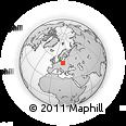 Outline Map of Konin I