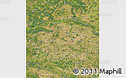 Satellite Map of Wielkopolskie