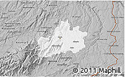 Gray 3D Map of Guarda