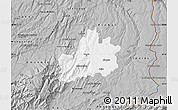 Gray Map of Guarda