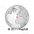 Outline Map of Pinhel