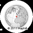 Outline Map of Sabugal