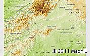 Physical Map of Fundao