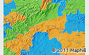 Political Map of Fundao