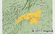 Savanna Style Map of Fundao