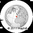 Outline Map of Dâo-Lafôes