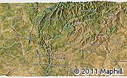 Satellite 3D Map of Serta