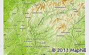 Physical Map of Serta