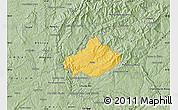 Savanna Style Map of Serta