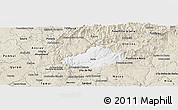 Classic Style Panoramic Map of Serta