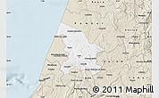 Classic Style Map of Leiria