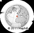 Outline Map of Mafra