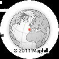 Outline Map of Tabuaço