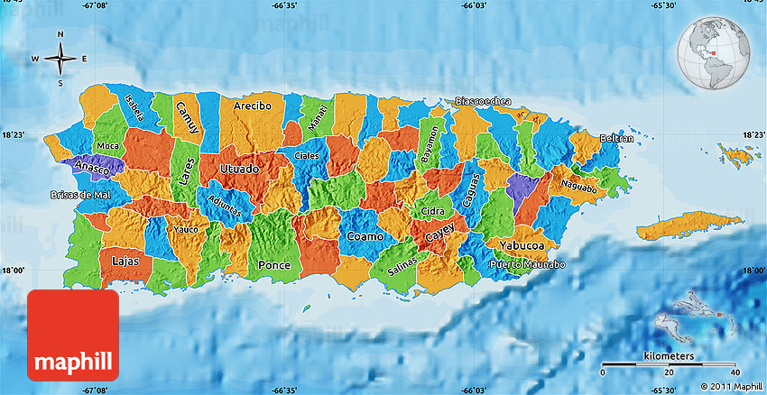 puerto rico single