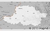 Gray Map of Arad