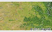 Satellite Map of Arad