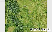 Satellite Map of Bacau