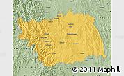 Savanna Style Map of Bacau