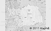 Silver Style Map of Bacau