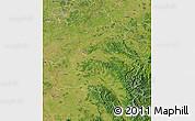 Satellite Map of Bihor