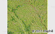 Satellite Map of Botosani