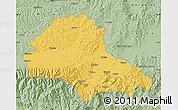 Savanna Style Map of Brasov