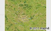 Satellite Map of Bucuresti